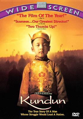 Kundun [videorecording] / directed by Martin Scorsese ; written by Melissa Mathison ; produced by Barbara De Fina ; [Touchstone Pictures presents a Cappa/DeFina production].