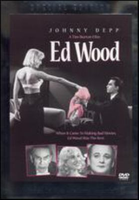 Ed Wood [videorecording] / Touchstone pictures presents a Burton/Di Novi production ; a Tim Burton film ; directed by Tim Burton ; produced by Denise Di Novi, Tim Burton ; written by Scott Alexander & Larry Karaszewski.