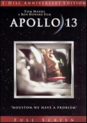 Apollo 13 [videorecording] / Imagine Entertainment ; Universal Pictures ; produced by Brian Grazer ; screenplay, William Broyles, Jr. & Al Reinert ; directed by Ron Howard.