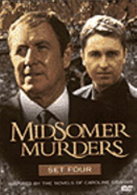 Midsomer murders. Set four
