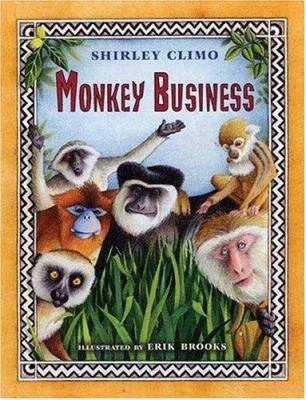 Monkey business : stories from around the world