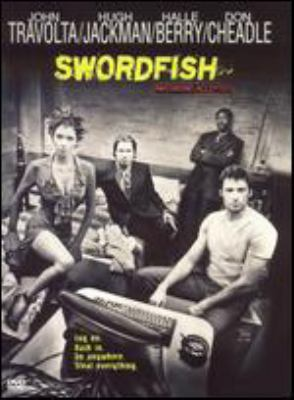 Swordfish / Warner Bros. Pictures presents in association with Village Roadshow Pictures and NPV Entertainment a Silver Pictures/Jonathan D. Krane production ; producers, Joel Silver, Jonathan D. Krane ; writer, Skip Woods ; director, Dominic Sena.