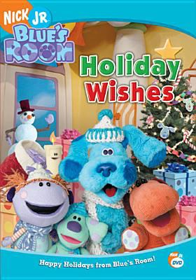 Blue's room. Holiday wishes