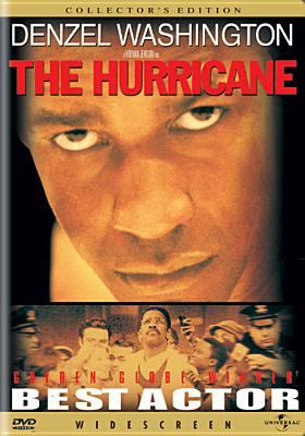 The hurricane / Universal Pictures and Beacon Pictures present ; an Azoff Films/Rudy Langlais production ; produced by Armyan Bernstein, John Ketcham, Norman Jewison ; screenplay by Armyan Bernstein and Don Gordon ; directed by Normal Jewison ; a Universal release.