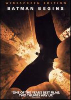 Batman begins [videorecording] / Warner Bros. Pictures presents in association with Legendary Pictures, a Syncopy production, a film by Christopher Nolan ; produced by Emma Thomas, Charles Roven, Larry Franco ; story by David S. Goyer ; screenplay by Christopher Nolan and David S. Goyer ; directed by Christopher Nolan.