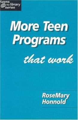 More teen programs that work