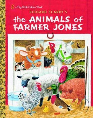 Richard Scarry's the animals of Farmer Jones.