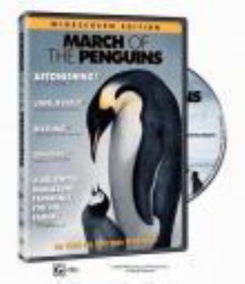 March of the Penguins / presented by Warner Independent Pictures and National Geographic Feature Films ; a Bonne Pioche production in association with Wild Bunch ; a film by Luc Jacquet ; producers, Yves Darondeau, Christophe Lioud, Emmanuel Priou ; story by Luc Jacquet ; director, Luc Jacquet.