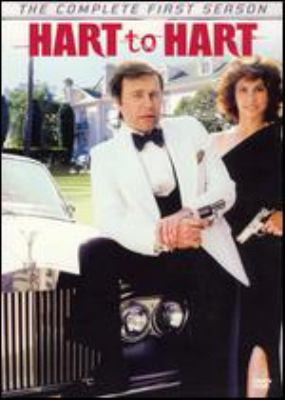 Hart to Hart. The complete first season