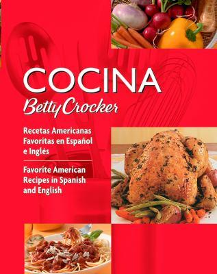 Cocina : recetas americanas favoritas en español e inglés = favorite American recipes in Spanish and English