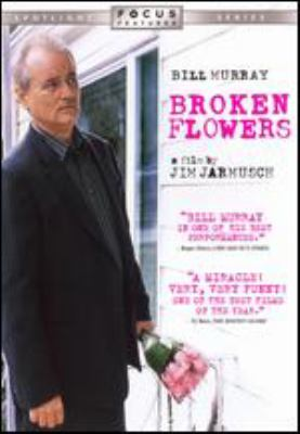 Broken flowers [videorecording] / Focus Features presents a Five Roses production ; a film by Jim Jarmusch ; produced by Jon Kilik, Stacey Smith ; written and directed by Jim Jarmusch.