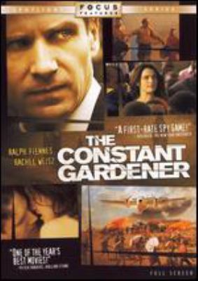 The constant gardener [videorecording] / Focus Features presents in association with the UK Film Council ; a Potboiler production in association with Scion Films ; screenplay by Jeffrey Caine ; produced by Simon Channing Williams ; directed by Fernando Meirelles.