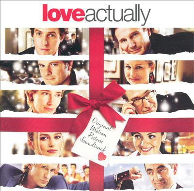 Love actually original motion picture soundtrack.