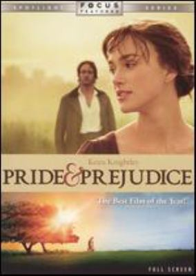 Pride & prejudice / Focus Features presents in association with Studiocanal a Working Title production ; produced by Tim Bevan, Eric Fellner, Paul Webster ; screenplay, Deborah Moggach ; directed by Joe Wright.