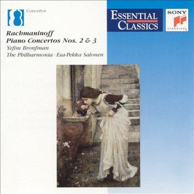 Concerto for piano & orchestra no. 2 in C minor, op. 18 ; Concerto for piano & orchestra no. 3 in D minor, op. 30 [sound recording] / Sergei Rachmaninoff.