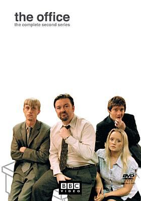 The office [videorecording] : the complete second series / BBC ; producer, Ash Atalla ; written & directed by Ricky Gervais, Stephen Merchant.