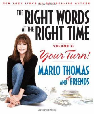 The right words at the right time. Volume 2 : your turn!