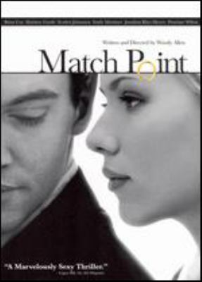 Match point / DreamWorks Pictures presents ; in association with BBC Films and Thema Production SA ; a Jada production ; produced by Letty Aronson, Gareth Wiley, Lucy Darwin ; written and directed by Woody Allen.