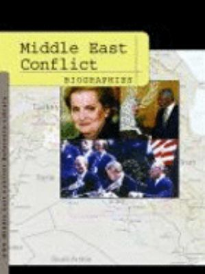 The Middle East conflict reference library / Tom and Sara Pendergast ; project editor, Ralph Zerbonia.