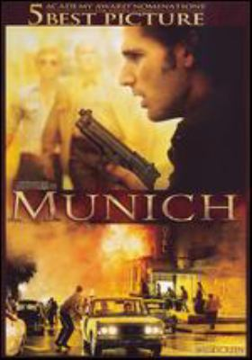 Munich / directed by Steven Spielberg ; screenplay by Tony Kushner and Eric Roth ; produced by Kathleen Kennedy, Steven Spielberg, Barry Mendel, Colin Wilson ; a Universal Pictures and DreamWorks Pictures presentation in association with Alliance Atlantis Communications ; an Amblin Entertainment, Kennedy/Marshall, Barry Mendel production.