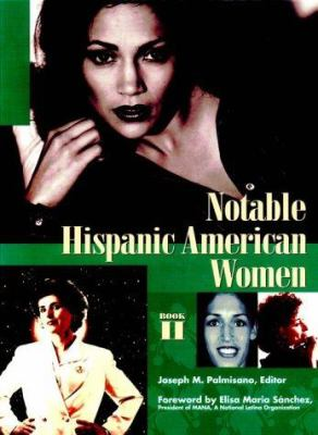 Notable Hispanic American women. Book II
