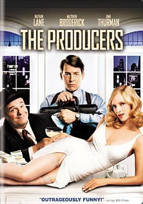 The producers [videorecording] / Universal Pictures and Columbia Pictures present a Brooksfilms production ; produced by Mel Brooks, Jonathan Sanger ; screenplay by Mel Brooks and Thomas Meehan ; directed by Susan Stroman.