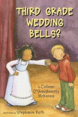 Third grade wedding bells?