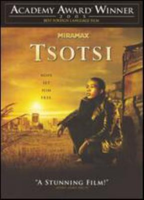 Tsotsi [videorecording] / Miramax Films presents in association with the UK Film & TV Production Company, PLC, The Industrial Development Corporation of South Africa, The National Film & Video Foundation of South Africa and in association with Moviworld ; produced by Peter Fudakowski ; written and directed by Gavin Hood.