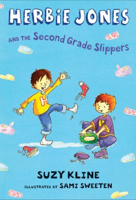 Herbie Jones and the second grade slippers
