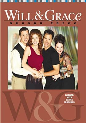 Will & Grace. Season three [videorecording] / KoMut Entertainment in association with Three Sisters Entertainment and NBC Studios, Inc. ; producers, Tracy Poust, Jon Kinnally, Tim Kaiser, Bruce Alden, Peter Chakos ; directed by James Burrows.