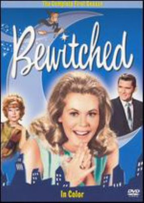 Bewitched. The complete first season