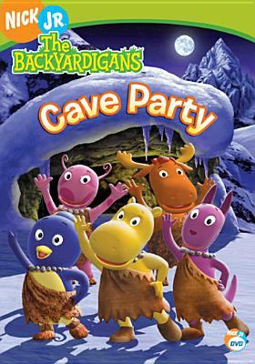 The backyardigans. Cave party [videorecording] / Nickelodeon.
