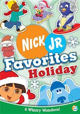 Nick Jr. favorites. Holiday