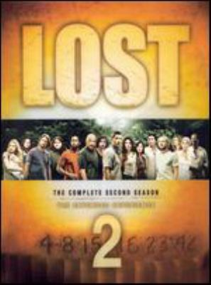 Lost. The complete second season : the extended experience / Touchstone Television ; Bad Robot ; created by Jeffrey Lieber and J.J. Abrams & Damon Lindelof ; executive producer, J.J. Abrams, Damon Lindelof, Bryan Burk, Jack Bender, Carlton Cuse.