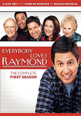 Everybody loves Raymond. The complete first season
