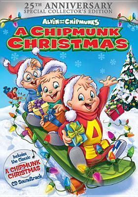 Alvin and the chipmunks. A chipmunk Christmas