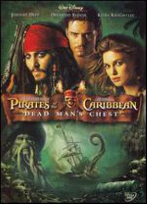 Pirates of the Caribbean. Dead man's chest / Walt Disney Pictures presents in association with Jerry Bruckheimer Films ; produced by Jerry Bruckheimer ; written by Ted Elliott & Terry Rossio ; directed by Gore Verbinski.