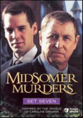 Midsomer murders. Set seven