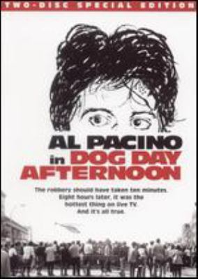 Dog day afternoon [videorecording] / Warner Bros Pictures ; an Artists Entertainment Complex production ; screenplay by Frank Pierson ; produced by Martin Bregman and Martin Elfand ; directed by Sidney Lumet.
