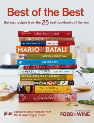 Best of the best. [Vol. 9] : the best recipes from the 25 best cookbooks of the year
