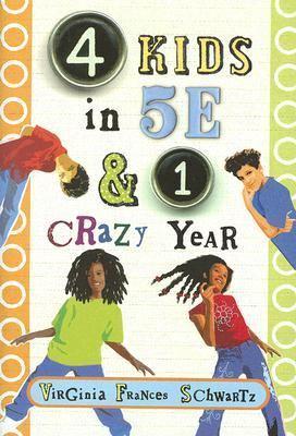 4 kids in 5E & 1 crazy year