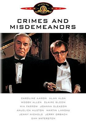 Crimes and misdemeanors / an Orion Pictures release ; a Jack Rollins and Charles H. Joffe production ; executive producers, Jack Rollins & Charles H. Joffe ; produced by Robert Greenhut ; written and directed by Woody Allen.