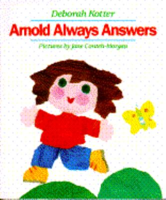 Arnold always answers