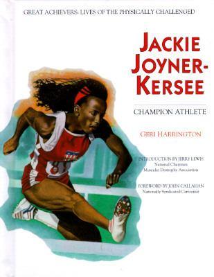 Jackie Joyner-Kersee : champion athlete