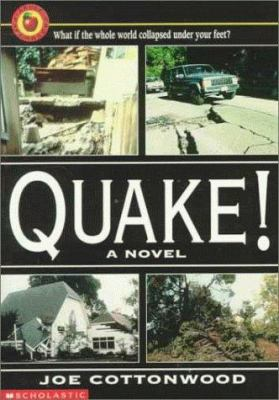 Quake! : a novel