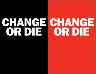 Change or die : the three keys to change at work and in life