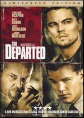 The departed [videorecording] / Warner Bros. Pictures presents a Plan B/Initial Entertainment Group/Vertigo Entertainment production in association with Media Asia Films ; directed by Martin Scorsese ; screenplay by William Monahan ; produced by Brad Pitt, Brad Grey and Graham King ; a Martin Scorsese picture.