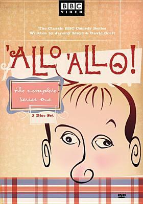 'Allo 'allo. The complete series one