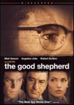 The good shepherd / Universal Pictures and Morgan Creek Productions present ; directed by Robert De Niro ; written by Eric Roth ; produced by James G. Robinson, Jane Rosenthal, Robert De Niro ; an American Zoetrope production ; a Tribeca production ; a Morgan Creek production.
