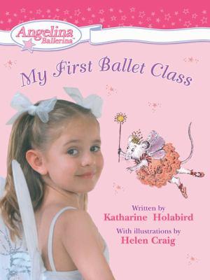 My first ballet class